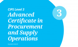 CIPS Advanced Certificate